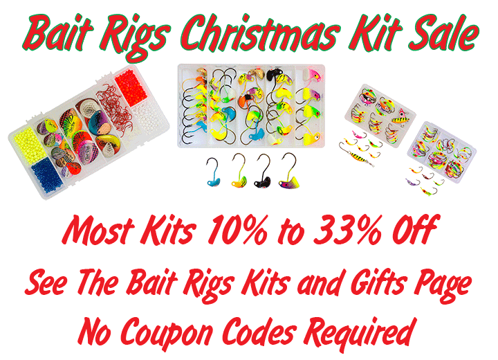 Bait Rigs Christmas Kit Sale